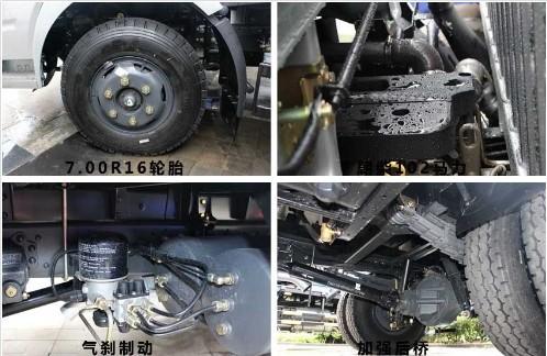 东风d6洒水车底盘优势图片