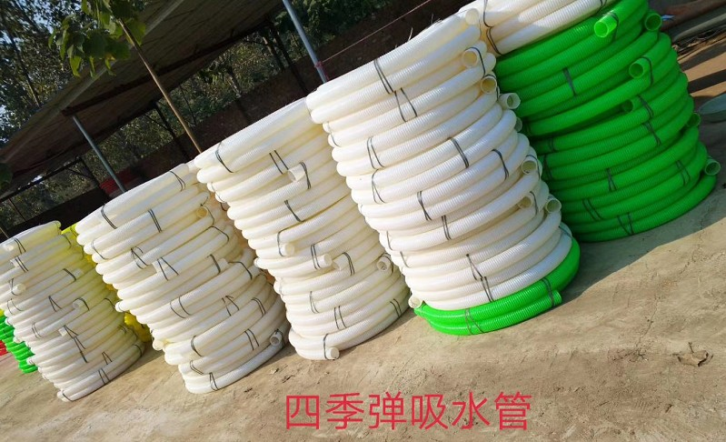 洒水车和吸污车好质量PVC材质牛筋管图片