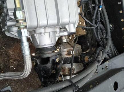 法士特C6J76T(陕齿)6档变速箱