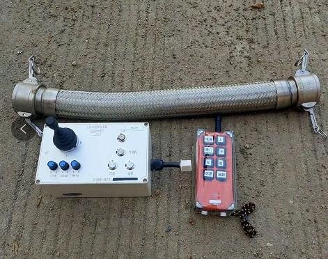 电子炮遥控器和控制盒