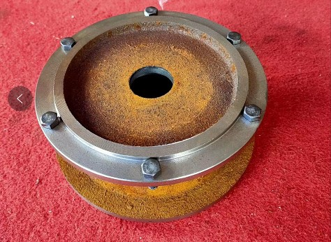 亿丰60-90型号水泵的水封座(带螺丝)