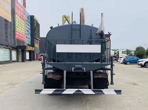 国六12方福田瑞沃ES3洒水车图片