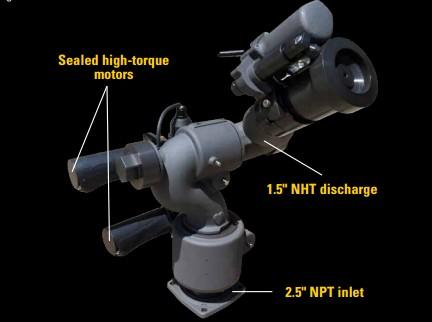 ElKhart Brass美国进口消防炮