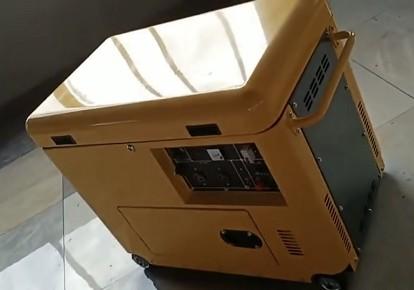高端静音发电机组图片