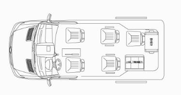 别克环境监测车结构图片