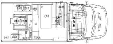 齐星牌南京依维柯消毒车结构图片