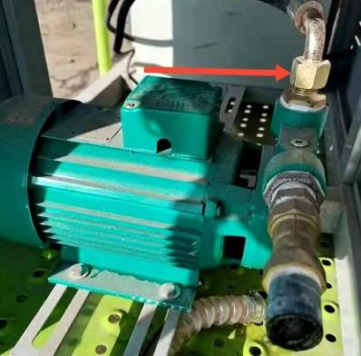 漩涡泵的排水方法