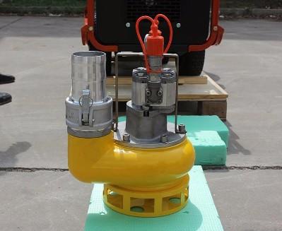 吸污车渣浆泵图片