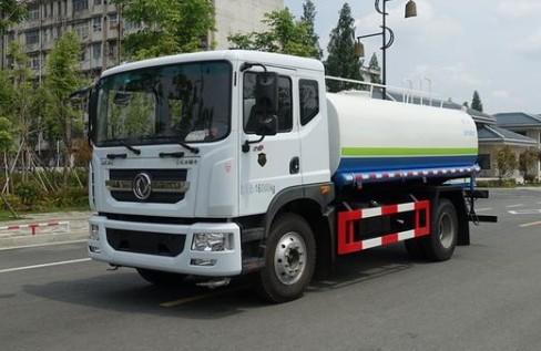 东风多利卡国六12吨洒水车