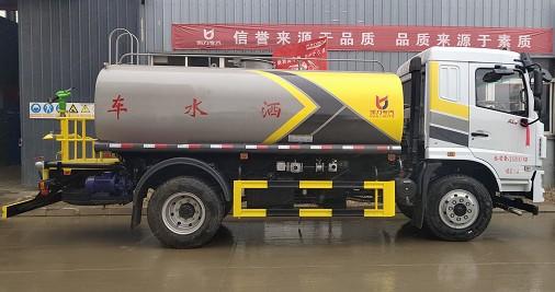 洒水车车载热水管道泵