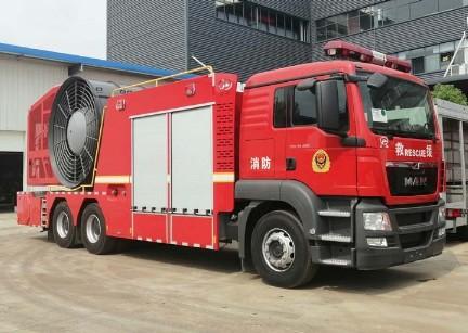 排烟消防车